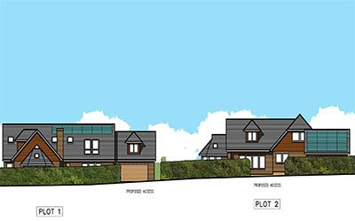 planning permission for residential redevelopment