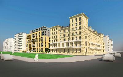 Planning Application Heritage Hove Redevelopment DowsettMayhew